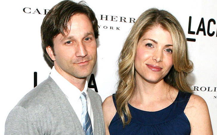 Married in 2001, Deborah Kaplan and her husband Breckin Meyer divorced in 2012