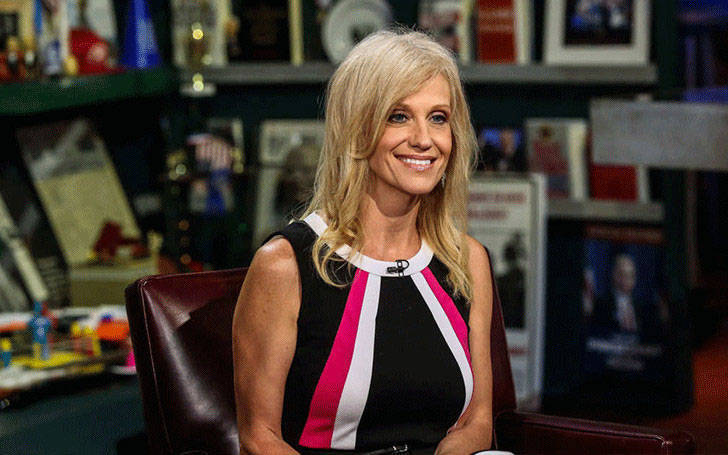 Who is Kellyanne Conway married to? Know all about her married life