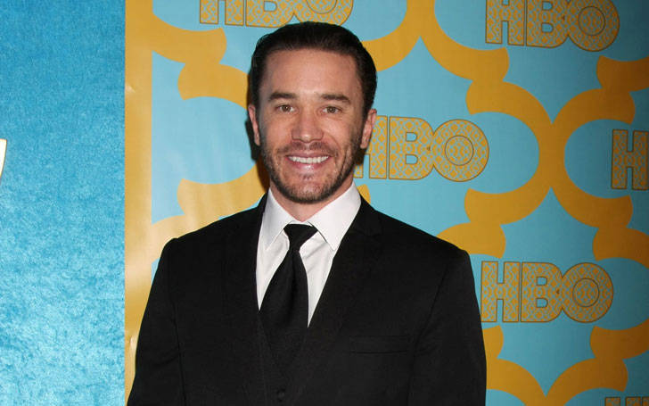 Is Tom Pelphrey Married? Know about his relationship