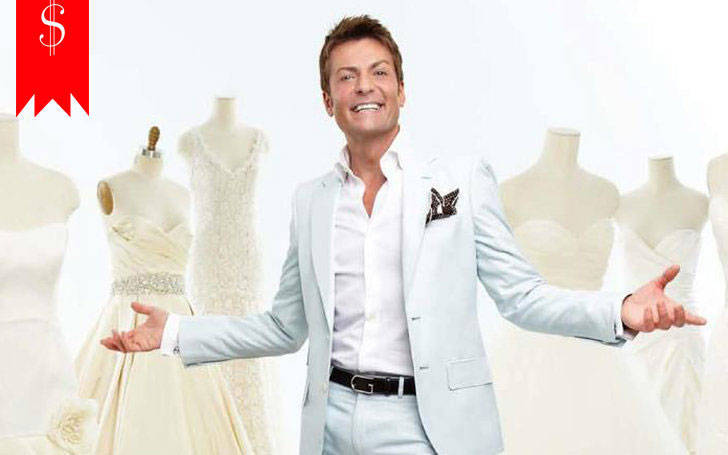 Television presenter Randy Fenoli Net Worth in 2017. Know about his Annual Salary.