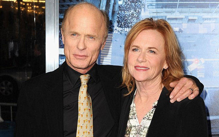 Amy Madigan Married to Ed Harris and living happily with their daughter