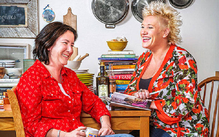 Koren Grieveson Engaged To Longtime Partner Anne Burrell; Soon Planning To Get Married