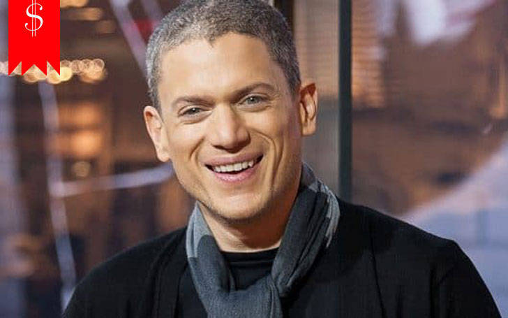 How rich is Wentworth Miller? Know about his career and awards