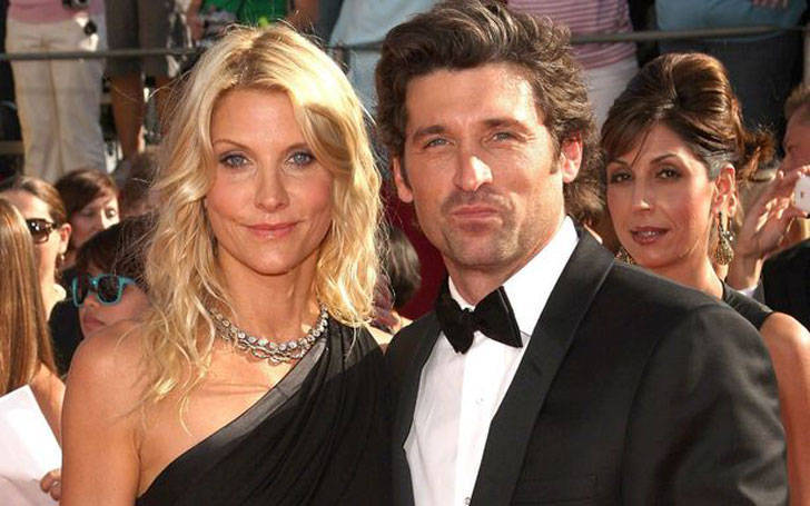 Patrick Dempsey Married To Wife 26 Years Older Now Lives With