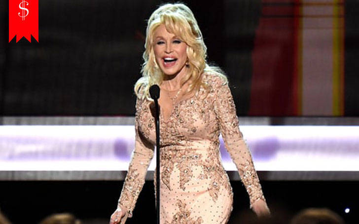 Dolly Parton at 2017 SAGs award: Find out her net worth and career
