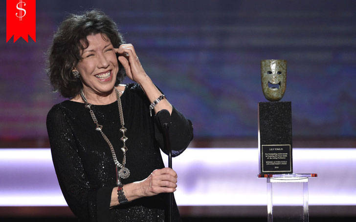 Lily Tomlin gets Lifetime Achievement in SAG Awards. Know about her net worth and career