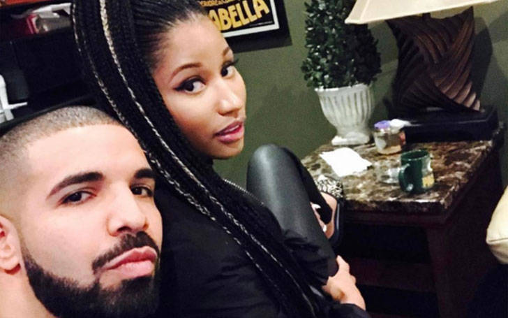 Nicki Minaj and Drake are friends again after break up with Meek Mill