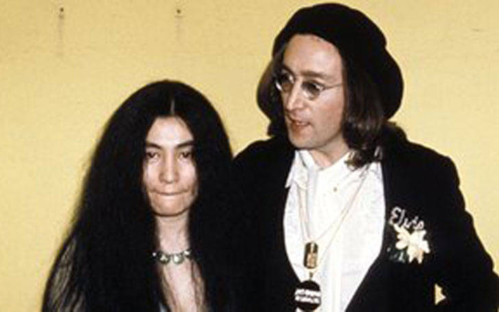 John Lennon and Yoko Ono are heading towards romance in movie