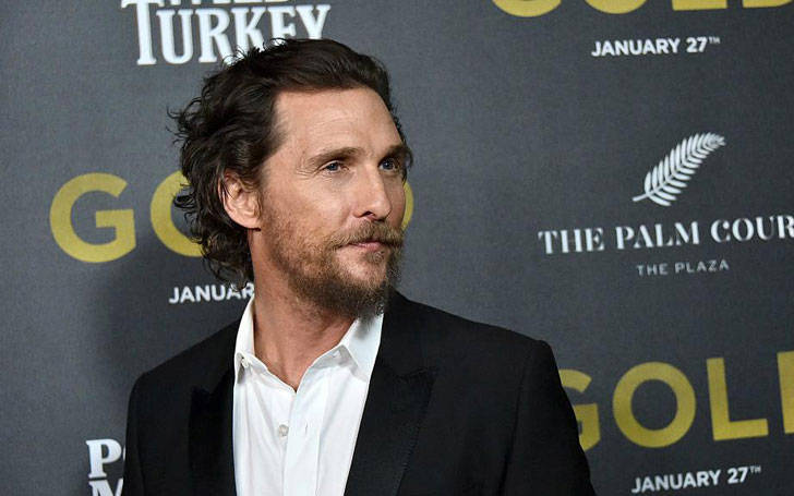 Matthew McConaughey urges Hollywood to embraces Donald trump