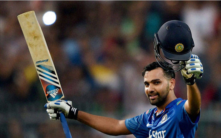 Only player to score two ODI double century Rohit Sharma's married life. Know his career highlights