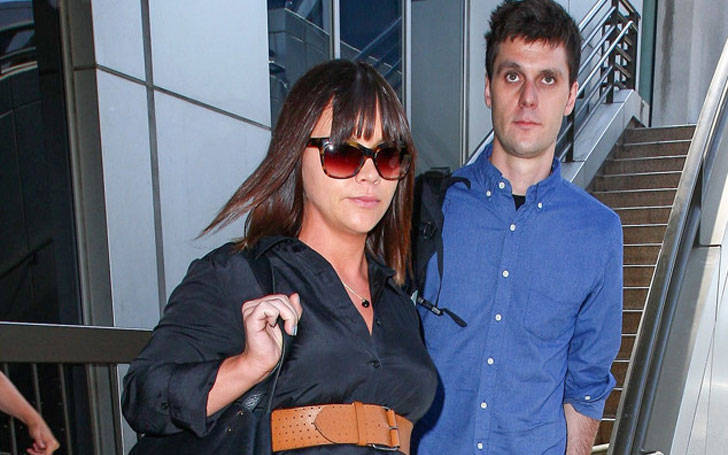 American actress Christina Ricci living happily with husband James Heerdegen and son Freddie