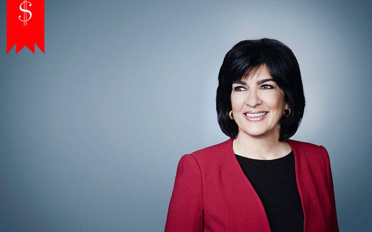 How much is Christiane Amanpour net worth? Know about her career and award
