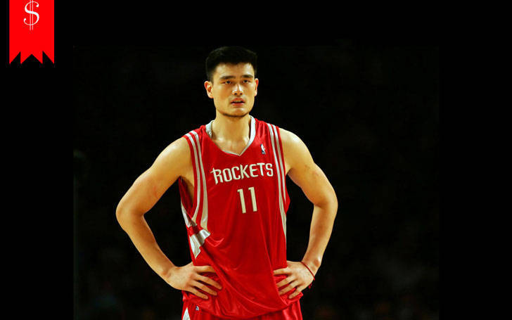 How much is Yao Ming net worth? Know about his career and  awards