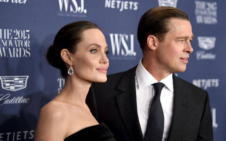 Shocking divorce between Angelina Jolie & Brad Pitt's in explosive new documentry