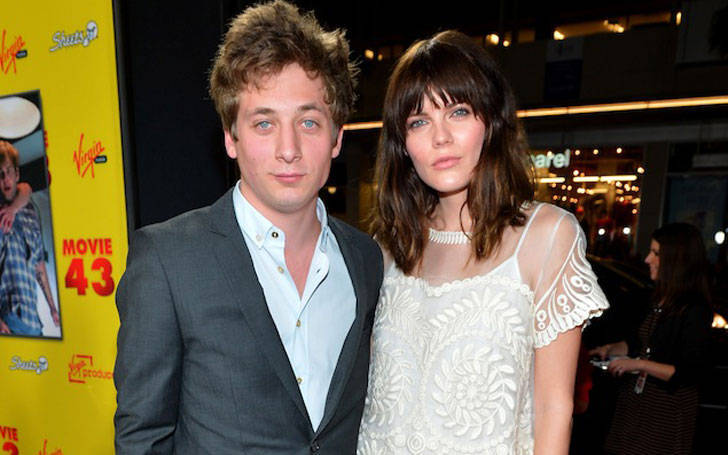 Are lip and mandy from shameless dating in real life