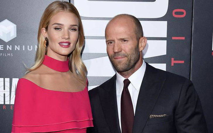 Actress Rosie Huntington-Whiteley Pregnant with fiance Jason Statham, Reveals it on Instagram