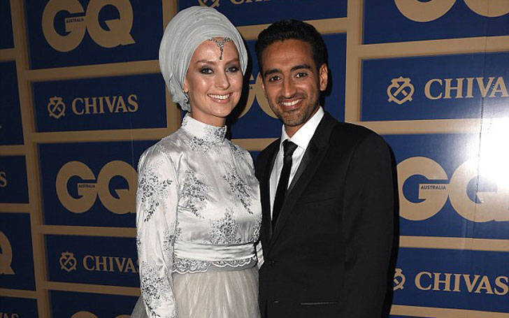 Australian writer Waleed Aly Married Susan Carland in 2002 and living happily as husband and wife