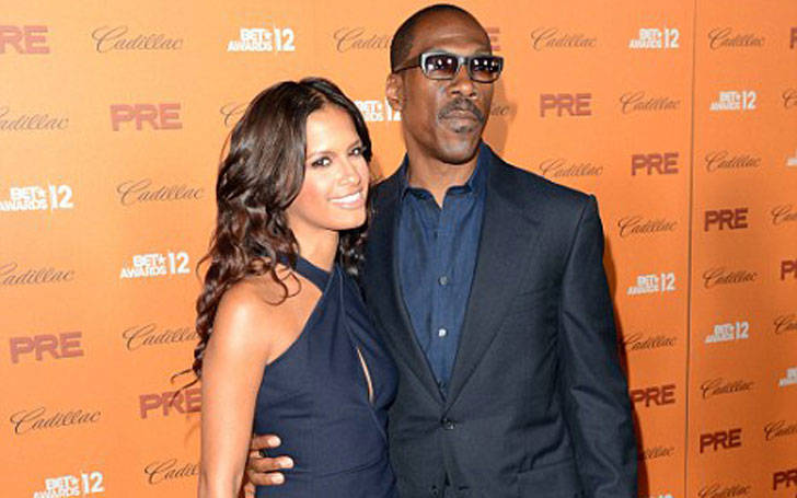 Eddie Murphy 51 and his girlfriend Rocsi Diaz 28 splits after her long term relationship