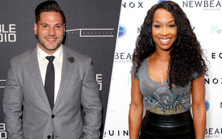 Hollywood Couple Malika Haqq and Ronnie Magro Broke Up Days Before Valentine's Day