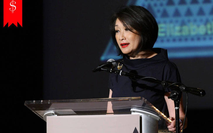 How much is Connie Chung net worth? Know about her career and awards