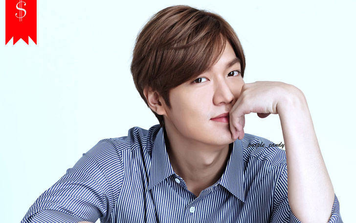 Korean actor Lee min Ho's Net Worth; Know about his career and awards