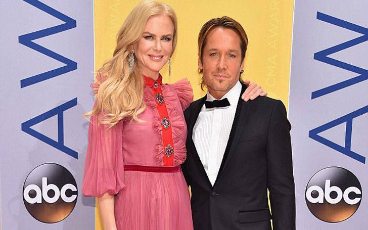Actress Nicole Kidman Reveals About Her Husband Keith Urban, Says