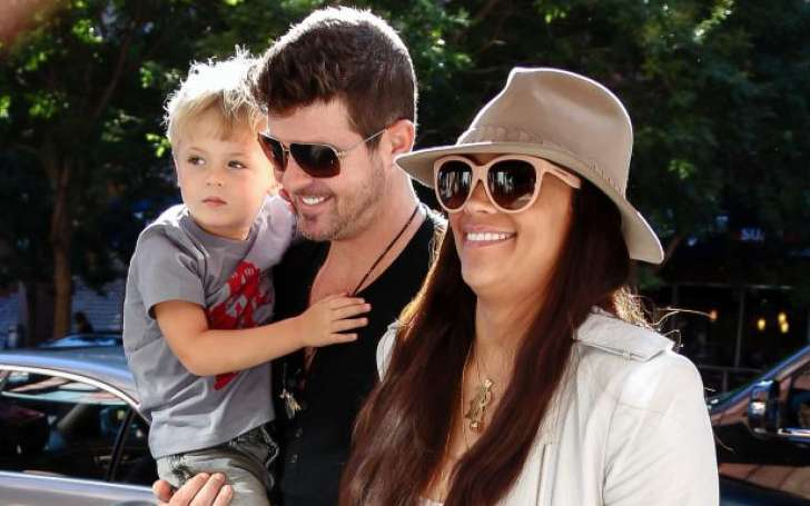Robin Thicke abuses son Julian claims his ex-wife Paula Patton. Know the story
