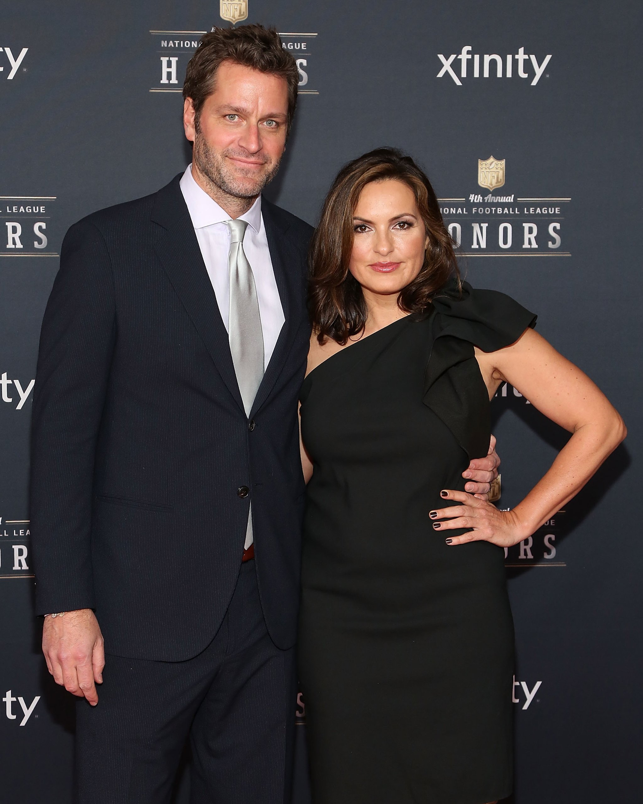 Mariska Hargitay And Peter Hermann Married Life is ...