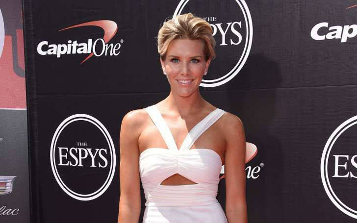 NBC's Sportscaster Charissa Thompson unsuccessful married life, Know about her current affairs