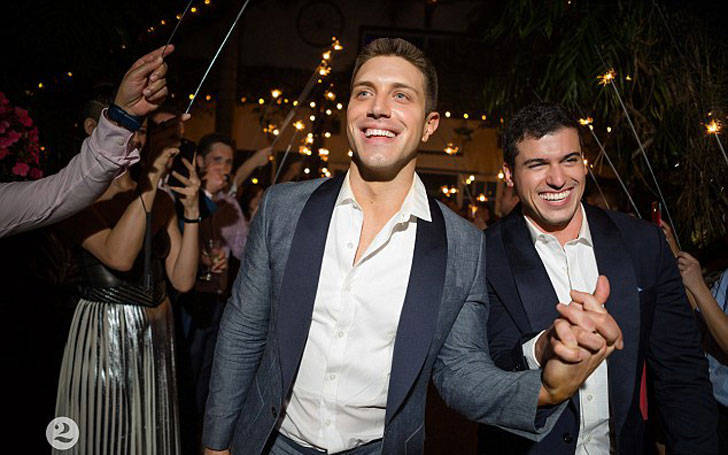 ABC's Anchor David Muir Rumored Gay, Rumored Boyfriend Gio Benitez Married In 2016