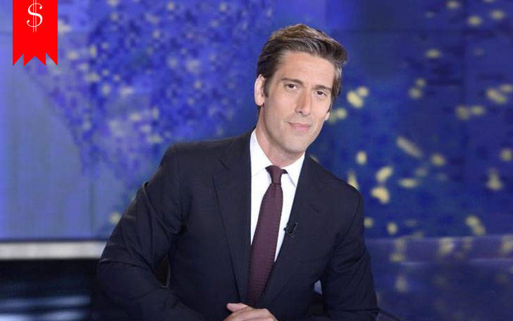 ABC's Journalist David Muir Interviews Donald Trump, Know His Salary And Net Worth