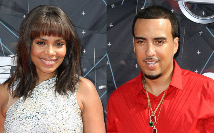Actress Sanaa Lathan Finds New Boyfriend  French Montana, Divorced Husband Shemar Moore In 1996