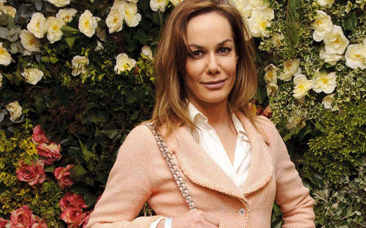 Television presenter Tara Palmer-Tomkinson Found dead at age 45, Know about her married life