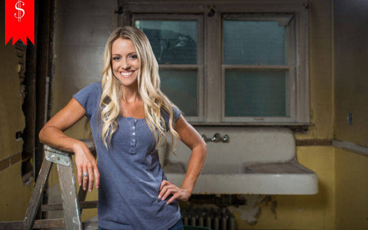 Rehab Addict Actress Nicole Curtis A High-Priced Model, Net worth Stacked