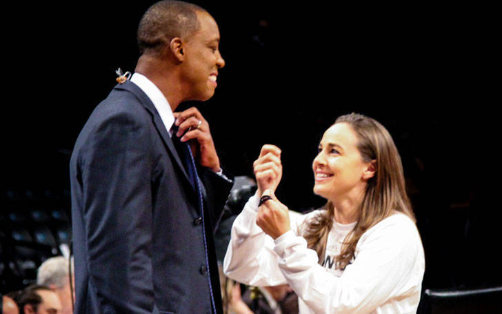 Allegedly Lesbian, Becky Hammon Dating Tony Parker Rumors ...