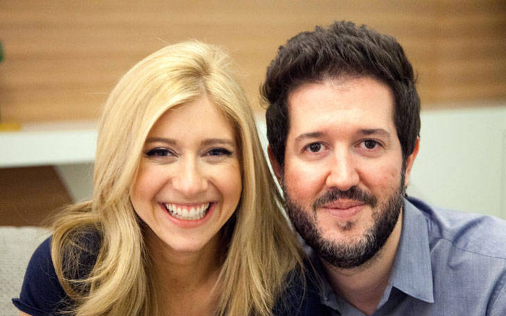 Boyfriend Turned To Husband: CNBC's Anchor Sara Eisen  Married To Bloomberg TV Editor Matthew Levine