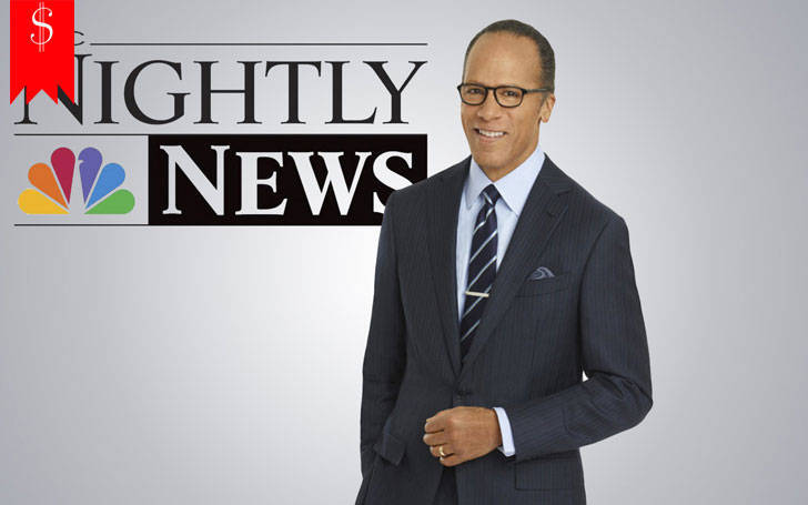 Lester Holt: THR's 35 Most Powerful People in Media is Also Highly Paid, Know His Net Worth, Salary
