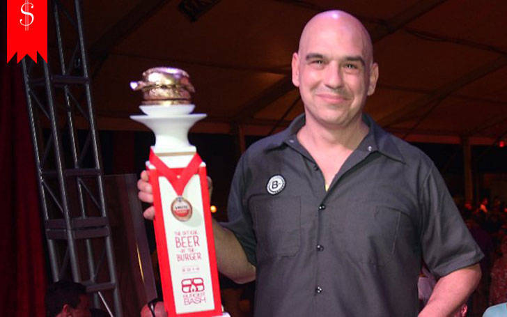 Michael Symon, An Award-Winning American Chef, TV Personality, Know His Career, Salary, Net Worth