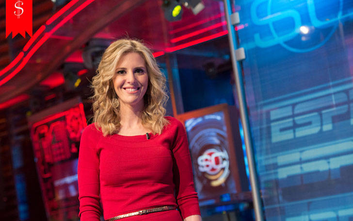 ESPN's Host Jade Mccarthy Career At Top Notch, signs multi-year contract with ESPN, Net Worth?