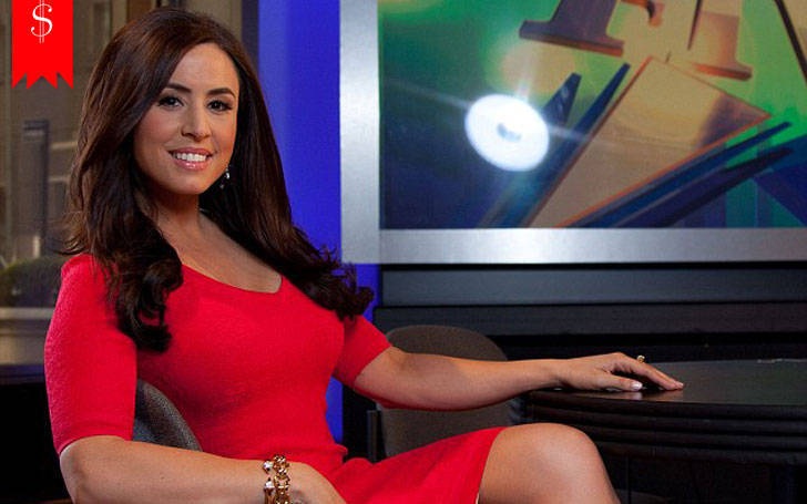 Fox's  commentator Andrea Tantaros Career Paying Million Dollors, Net Worth In Seven Figures
