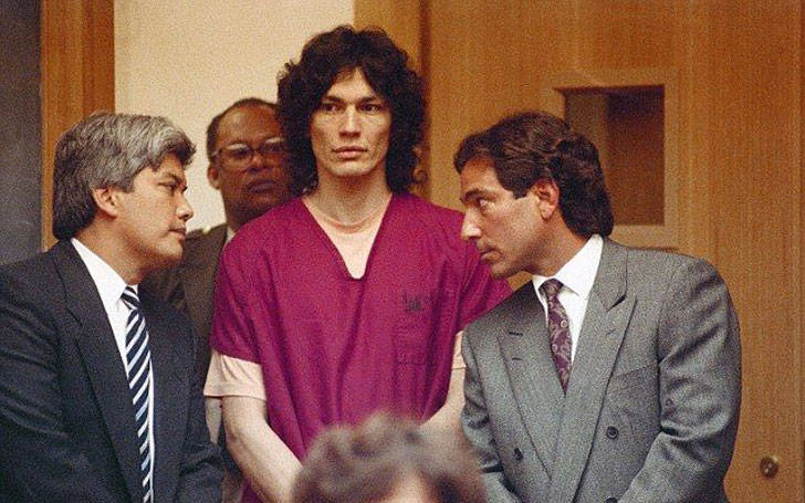 Serial Killer Richard Ramirez Dies At 53; Wife Turns To Widow; See his victims list