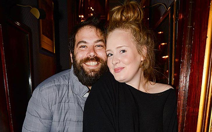 Singer Adele Married Boyfriend Simon Konecki, Mentions Him As Her Son's Father At The Grammy 2017