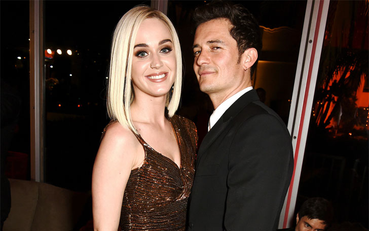 Katy Perry's Relationship With Boyfriend Orlando Shaky, Divorced Husband Russell Brand In 2012,