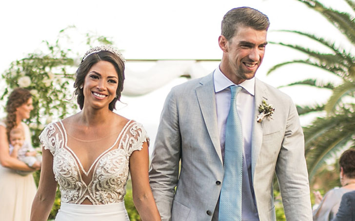 Michael Phelps's Reason Behind Secret Marriage With Wife Nicole Johnson, Shares Their Wedding Photo