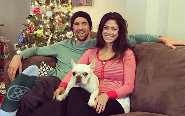 Nicole Johnson Happy Moment With Husband Michael Phelps, Married In 2016,Their Relationship Together