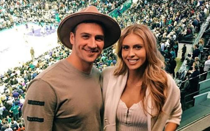 Olympic gold medalist Ryan Lochte Dating Girlfriend Kayla Reid, Reveals Her Pregnancy on Instagram