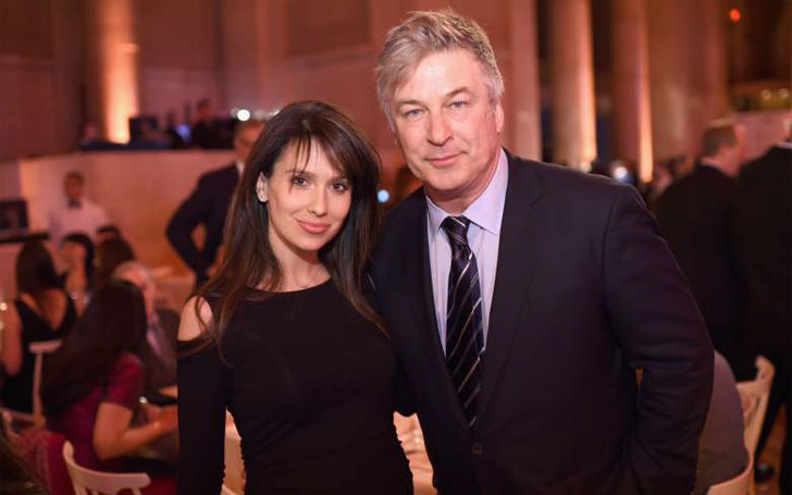 Actor Alec Baldwin And Second Wife Hilaria Baldwin Enjoys Holiday In LA,Past Affairs And Girlfriend