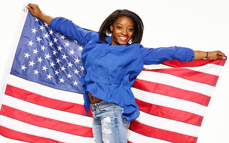 Olympic Gold Medalist Simone Biles Shares Her Success Story; Know Her Career And Net Worth