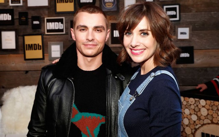 Actor Dave Franco and Alison Brie officially married. Performed quiet wedding