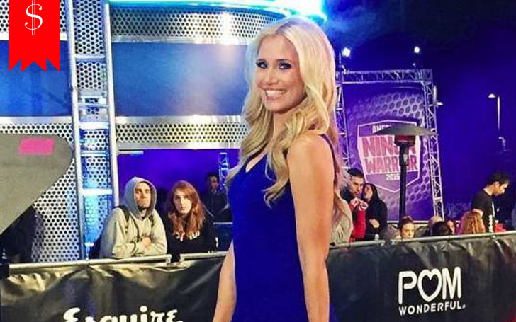 American Ninja Warrior's, Kristine Leahy A High Profile TV Personality, Her Career, Age, Networth